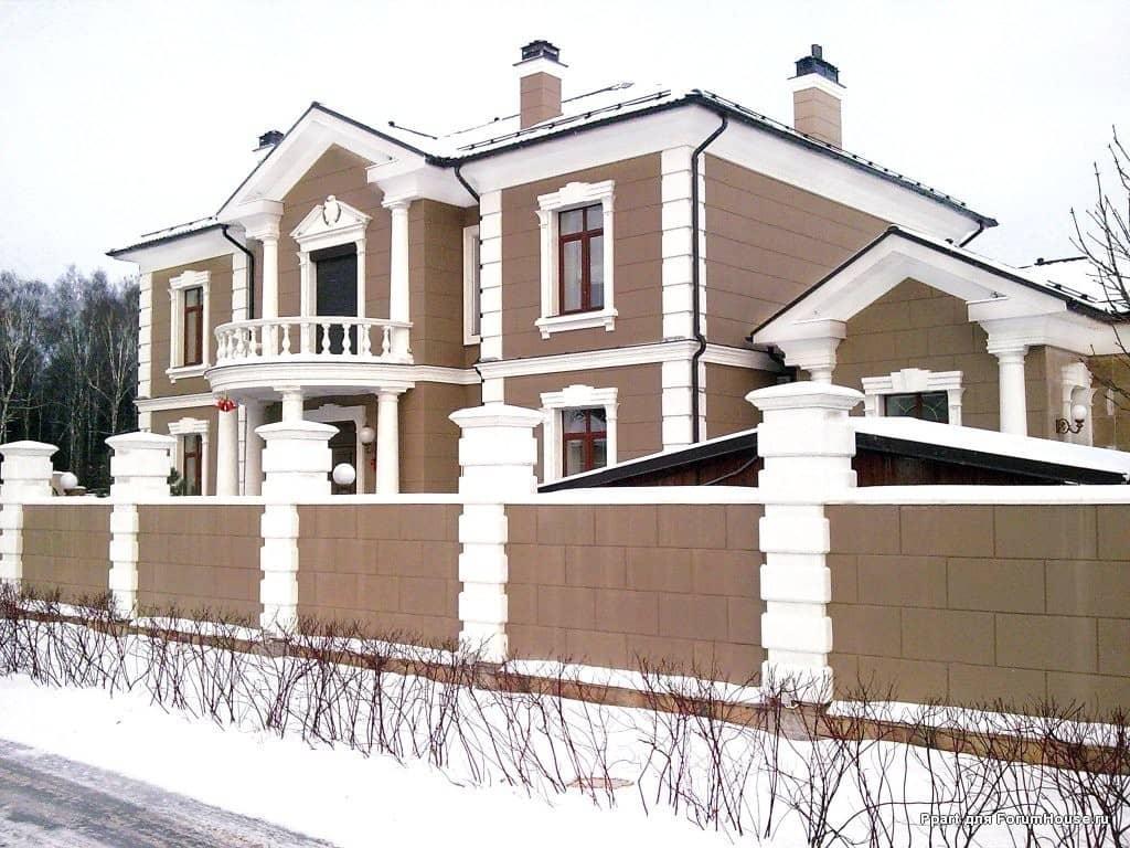 """Фасадные работы союз строителей и ремонтников """"приволжский""""."""